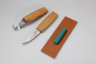 Beaver Craft S03 Spoon Carving Set For Beginners