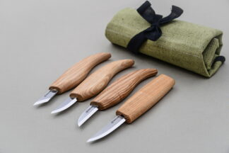 Beaver Craft S07 Basic Wood Carving Set