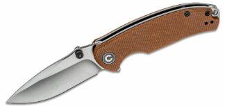 CIVIVI Pintail C2020A - Brown Micarta